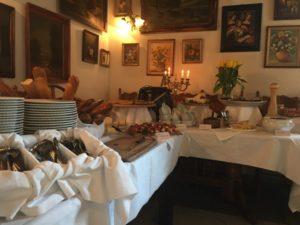 Sonntagsbuffet Restaurant Normandie